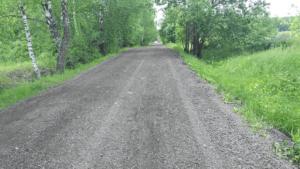 Дорога из асфальтовой крошки ЩМА 2