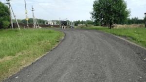 Дорога из асфальтовой крошки ЩМА 3