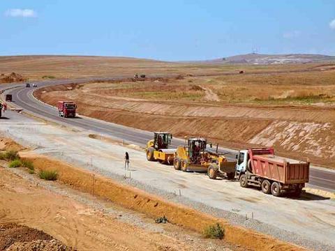 Капитальное строительство автомобильных дорог