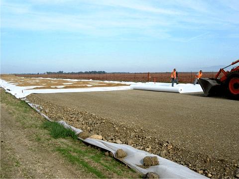 Строительство грунтовых дорог
